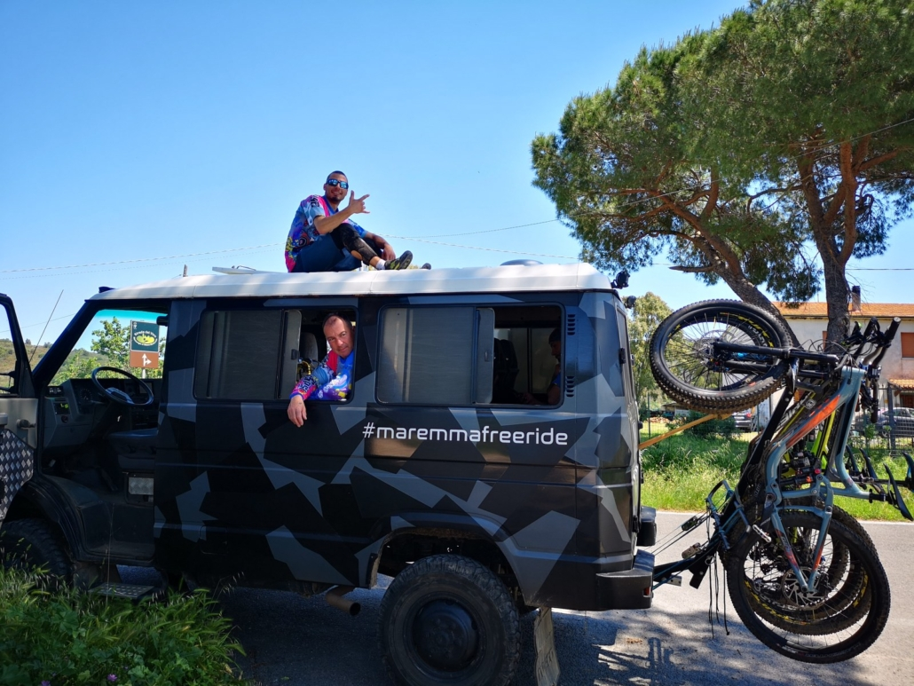 Servizio Bike Shuttle Maremma